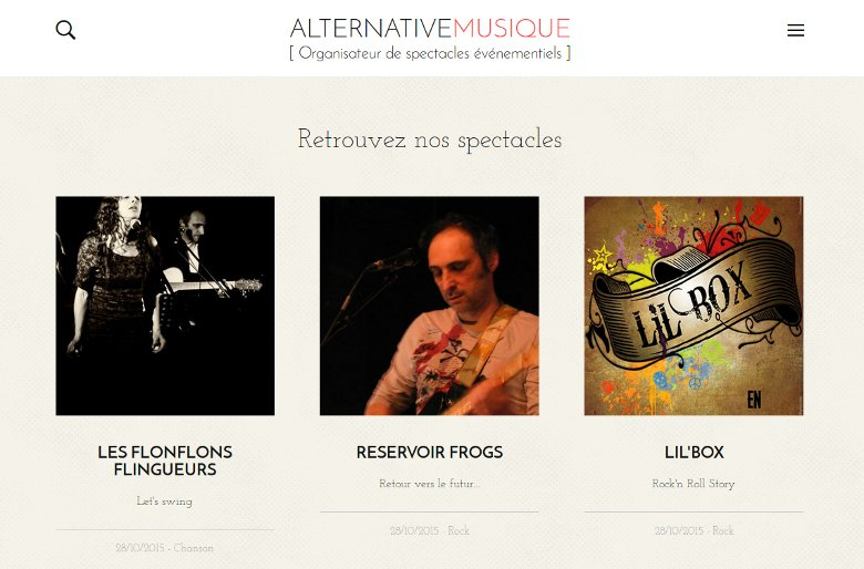 ALTERNATIVEMUSIQUE.FR