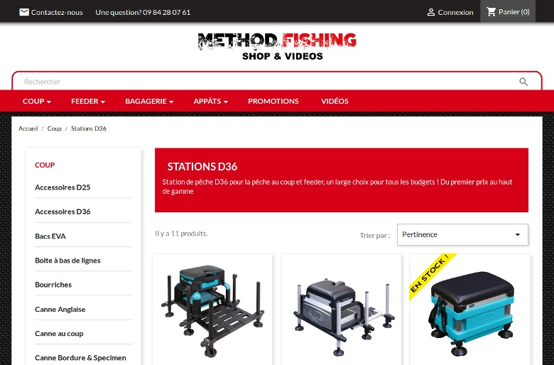 METHODFISHING.COM